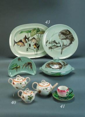 A Minton teacup and saucer