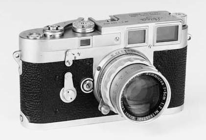 Leica M3 no. 759259