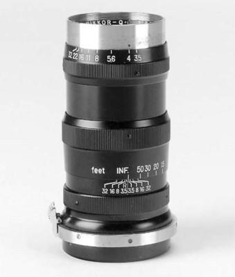 Nikkor-Q.C f/3.5 13.5cm. 26491