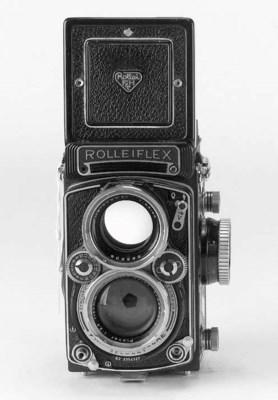 Rolleiflex 2.8E2 no. 2354237