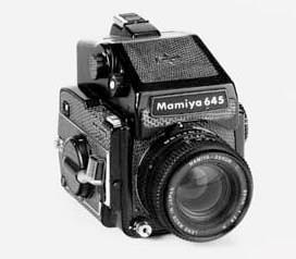Mamiya 645 1000S no. L90353