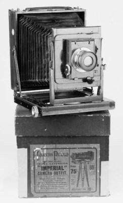 Triple Extension field camera