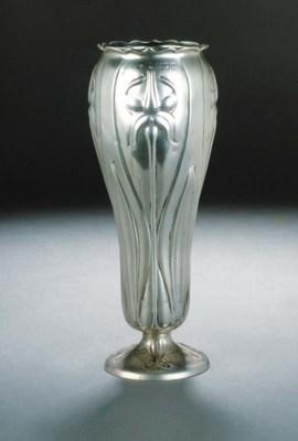 A C C Pilling silver Art Nouve