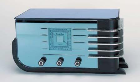 A Sparton Model 557 radio rece