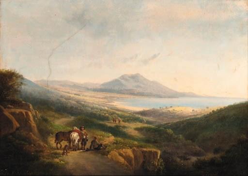 Charles van den Eycken (1809-1
