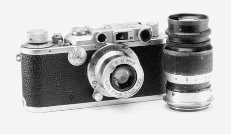 Leica IIIa no. 261757
