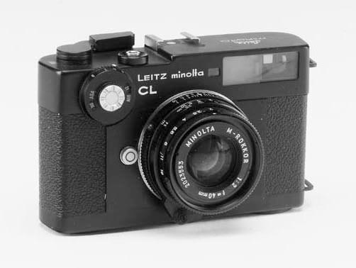 Leitz Minolta CL no. 1036410