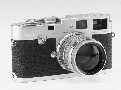 Leica M2 no. 929347