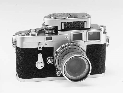 Leica M3 no. 707048