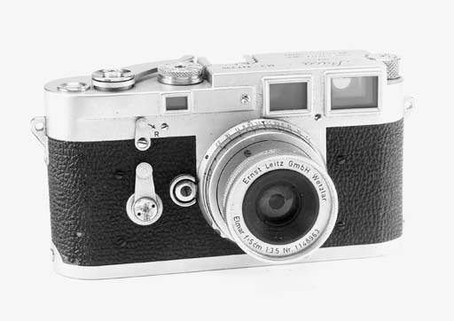 Leica M3 no. 747295