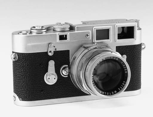 Leica M3 no. 964061
