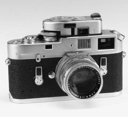 Leica M4 no. 1183512