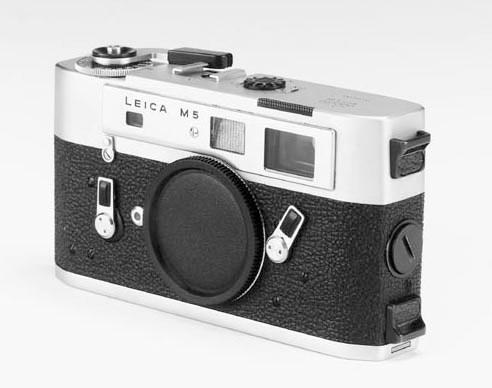 Leica M5 no. 1292243