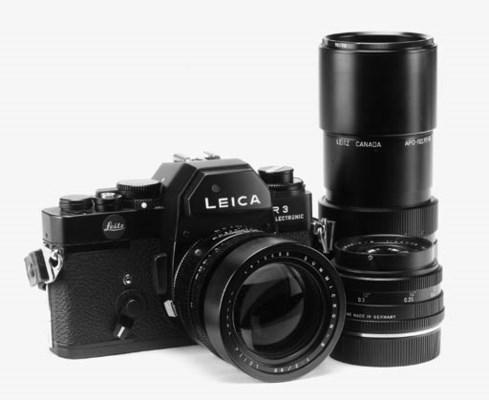 Leica R3 no. 1478844