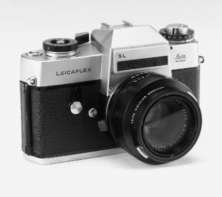 Leicaflex SL no. 1216372
