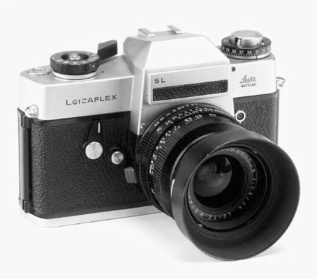 Leicaflex SL no. 1239972 chrom