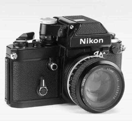 Nikon F2 no. 7798903