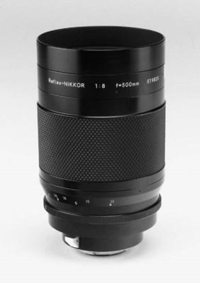 Reflex-Nikkor f/8 500mm. no. 5