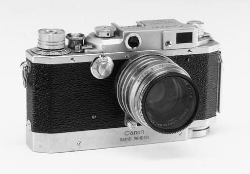 Canon IVSB2 no. 208303