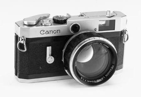 Canon P no. 728922