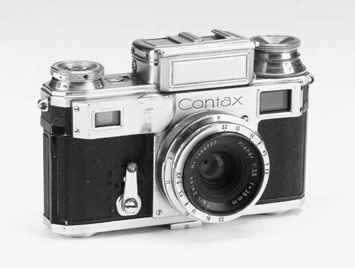 Contax III no. G14078