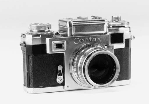 Contax IIIa no. D84624
