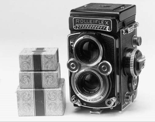 Rolleiflex 3.5F no. 2802729