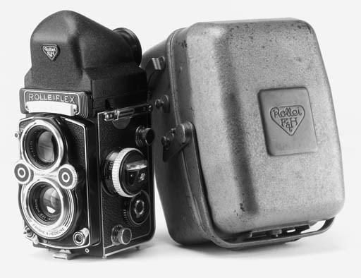 Rolleiflex 3.5F no. 2250103