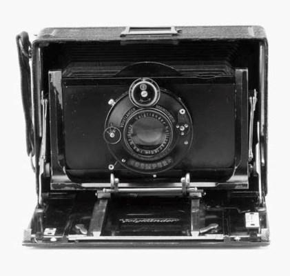Alpin horizontal plate camera