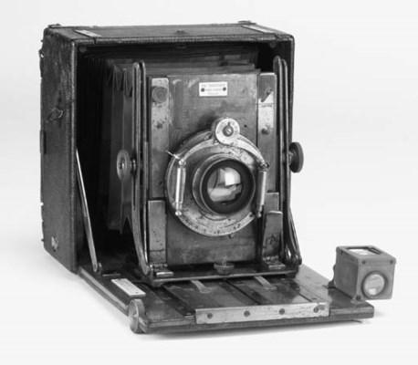 Sanderson hand camera no. 1811