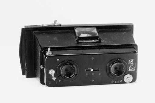 Stereo camera no. 12539