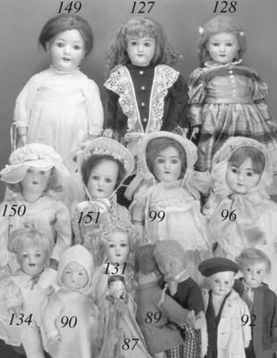 An Armand Marseille 390 doll