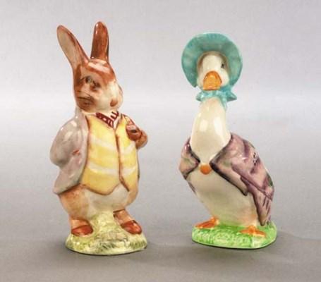 'Mr Benjamin Bunny', 'Mr Jerem
