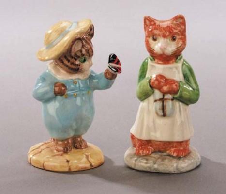 'Ginger', 'The Kitten & Butter