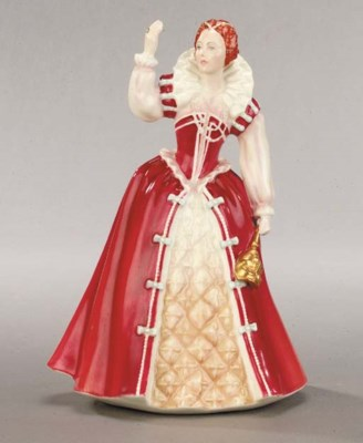 'Queen Elizabeth I' H.N. 3099