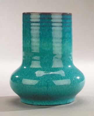 A CSA Persian blue vase