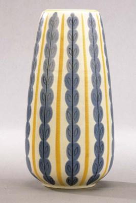 A Contemporary vase