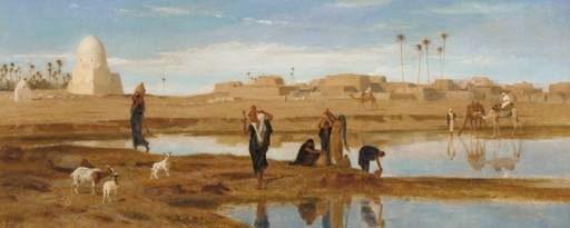 Frederick Goodall (1822-1904)