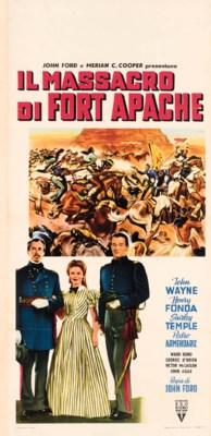 Fort Apache/Il Massacro Di For
