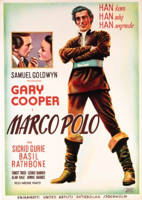 The Adventures Of Marco Polo/M