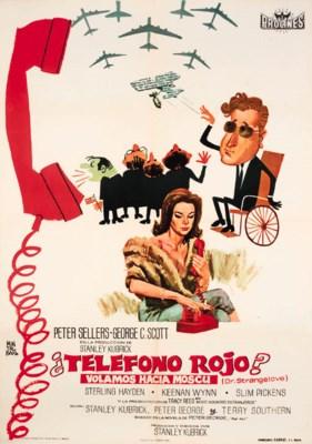 Dr. Strangelove/Telefono Rojo