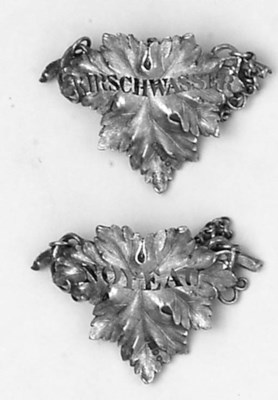 KIRSCHWASSER and NOYEAU,