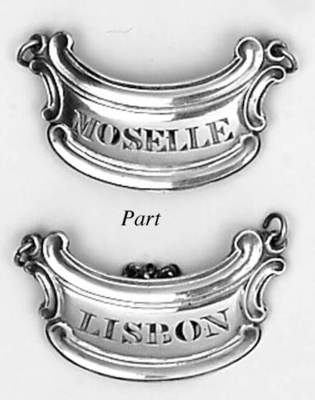 MADEIRA, MOSELLE, LISBON and B