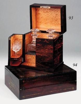 A Victorian coromandel veneere