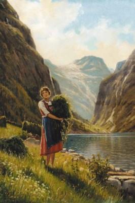 A. Normann (1848-1918)