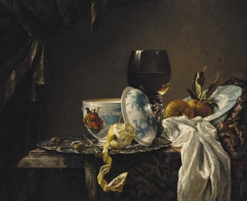 Manner of Willem Kalf