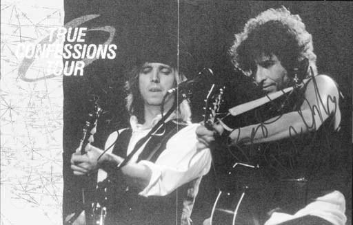 Bob Dylan/Tom Petty