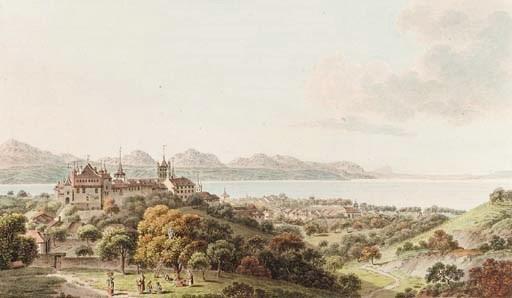 After Johann Ludwig Aberli