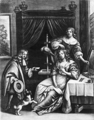 Jan van Somer (1645-1699)