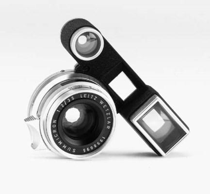 Summicron f/2 35mm. no. 199809